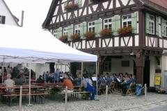 Buergertreff2010_vor_dem_Rathaus