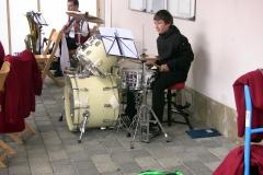 Buergertreff2010_MVU_Jugendkapelle_Schlagzeug