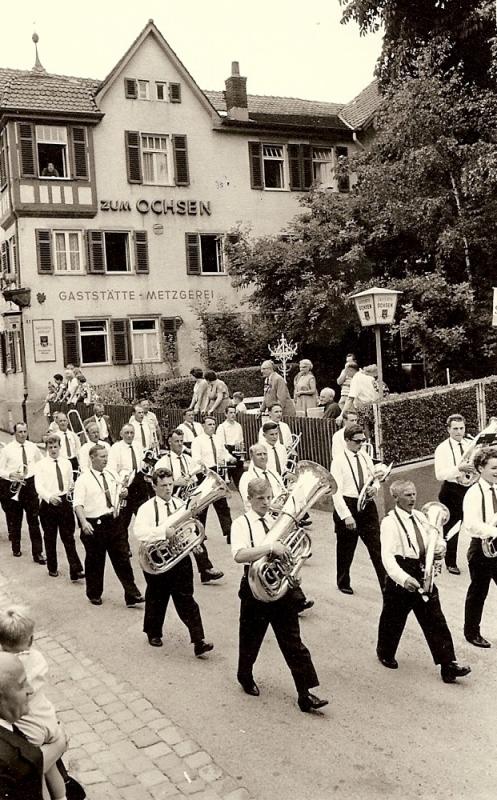 60-jähriges Jubiläum 1963