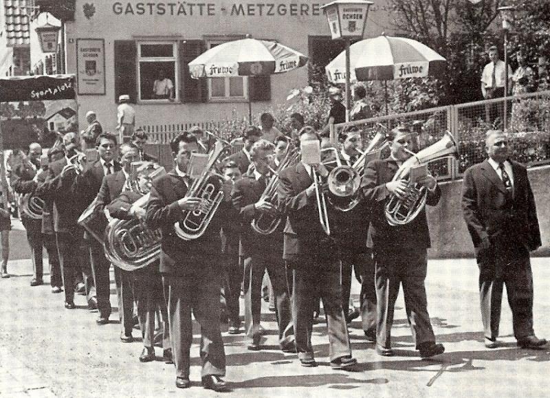 Marschmusik 1963