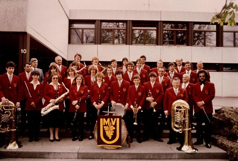 80-jähriges Jubiläum MVU 1983