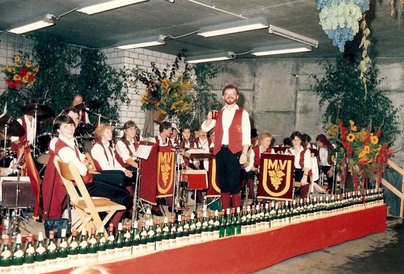 Uhlbacher Herbst mit Dirigent Kaschytza 1986