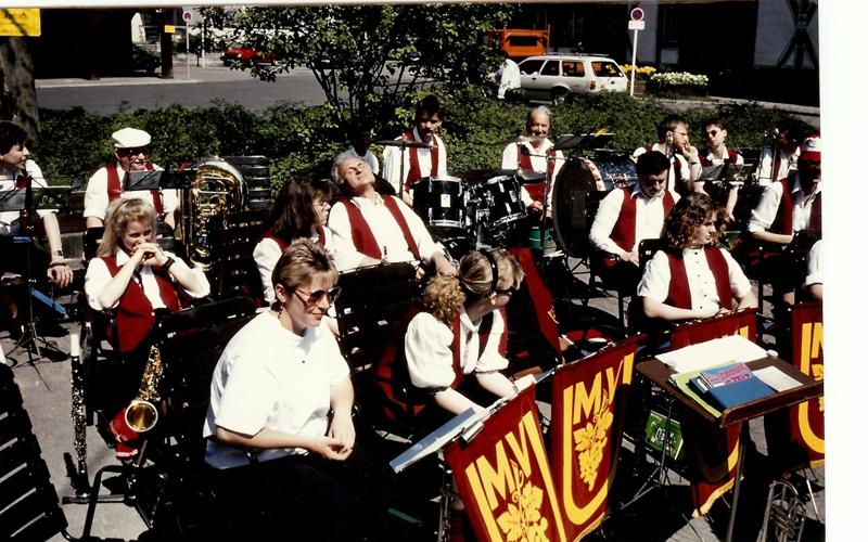 Bürgertreff MVU 1995