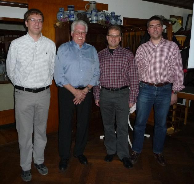 Hauptversammlung MVU mit neuer Vorstandschaft 2010