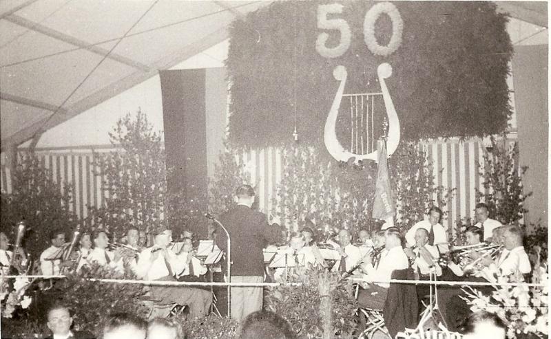 50-jähriges Jubiläum 1953