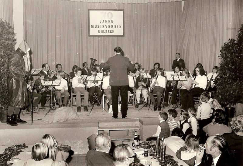70-jähriges Jubiläum MVU 1973