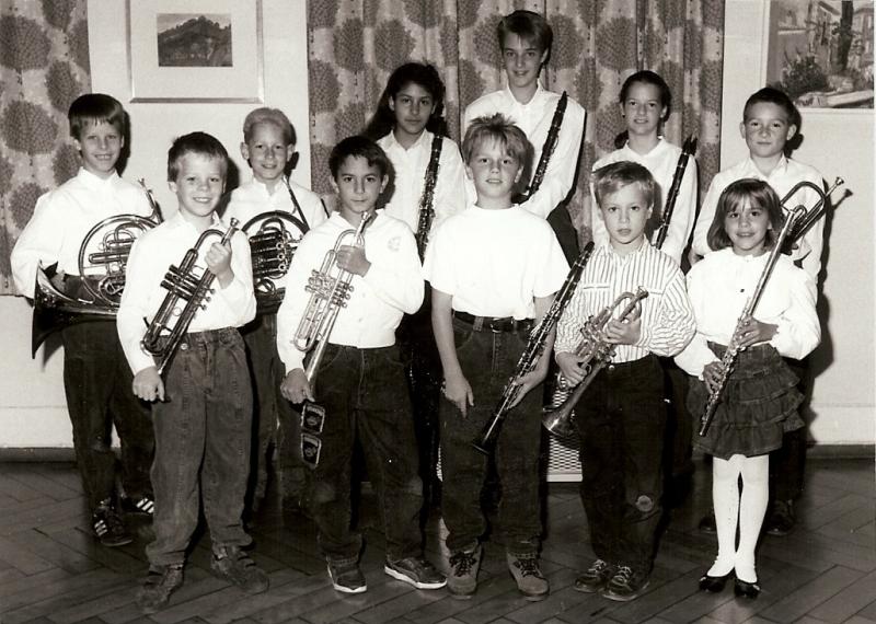 Jugendkapelle MVU 1995