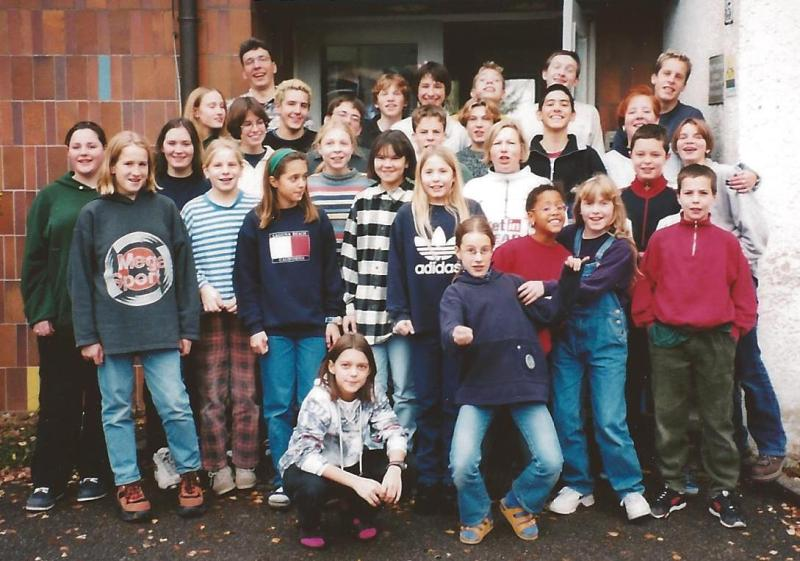 Jugendübungswochenende MVU 1998