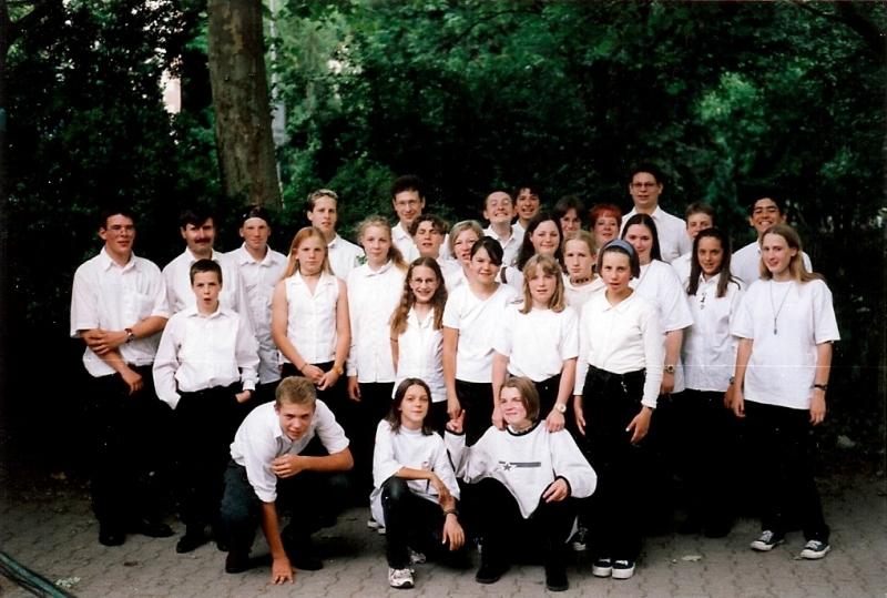 Jugendkapelle MVU 1999