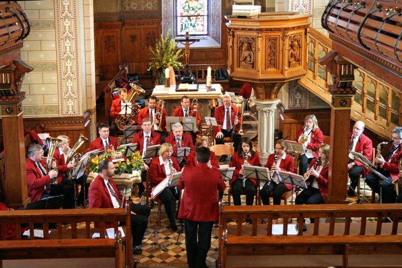 Kirchenkonzert MVU 2010