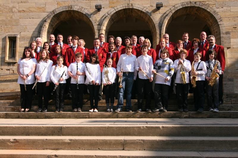 Gruppenbild MVU 2011